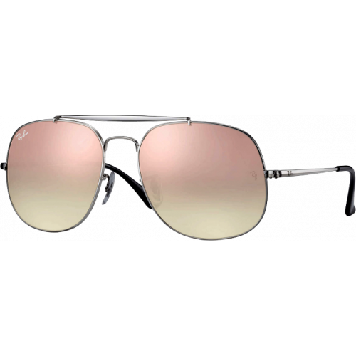 b0749309fe Ray Ban Clubmaster Copper Gradient Flash