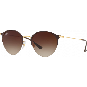 Ray-Ban RB3578 Brown/Gold Brown Gradient