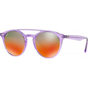 Ray-Ban RB4279 Violet Orange Dégradé Miroité