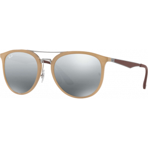 Ray-Ban RB4285 Light Brown/Brown Grey Gradient Mirror