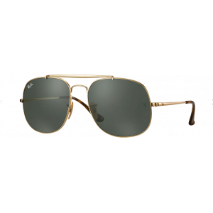 Ray-Ban General Gold Green Classic G-15